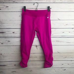 🖤Bundle only🖤 kyodan hot pink cropped leggings